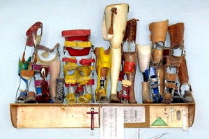 Afganistanin proteesipaja