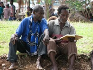 Papua-Uusi-Guinean lukutaitohanke