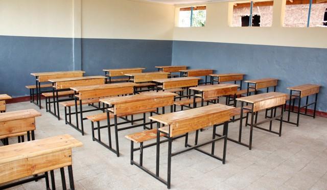 Algan uusi koulu