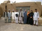 Kyläyhteisöjen kehittämisprojektin henkilökuntaa